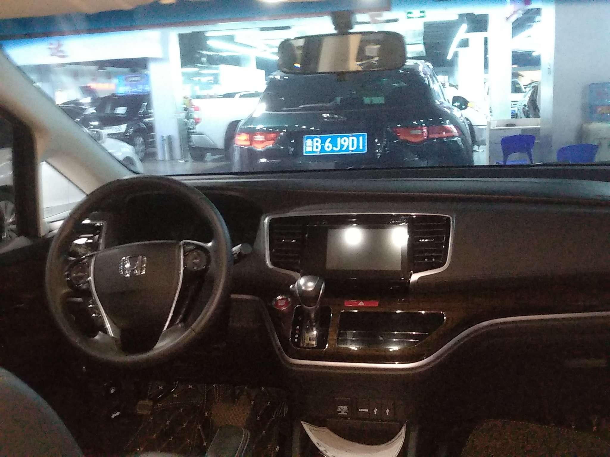 精真估提供二手车本田 奥德赛 2015款 2.4L CVT 智享版