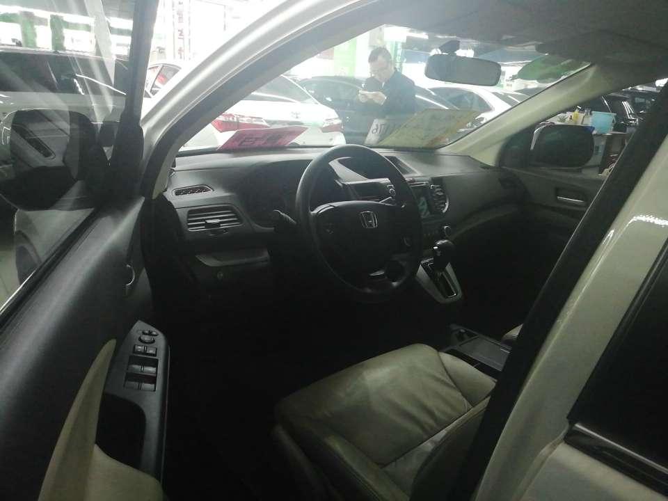 精真估提供二手车本田 CR-V 2012款 2.0L 自动 LXi两驱都市版