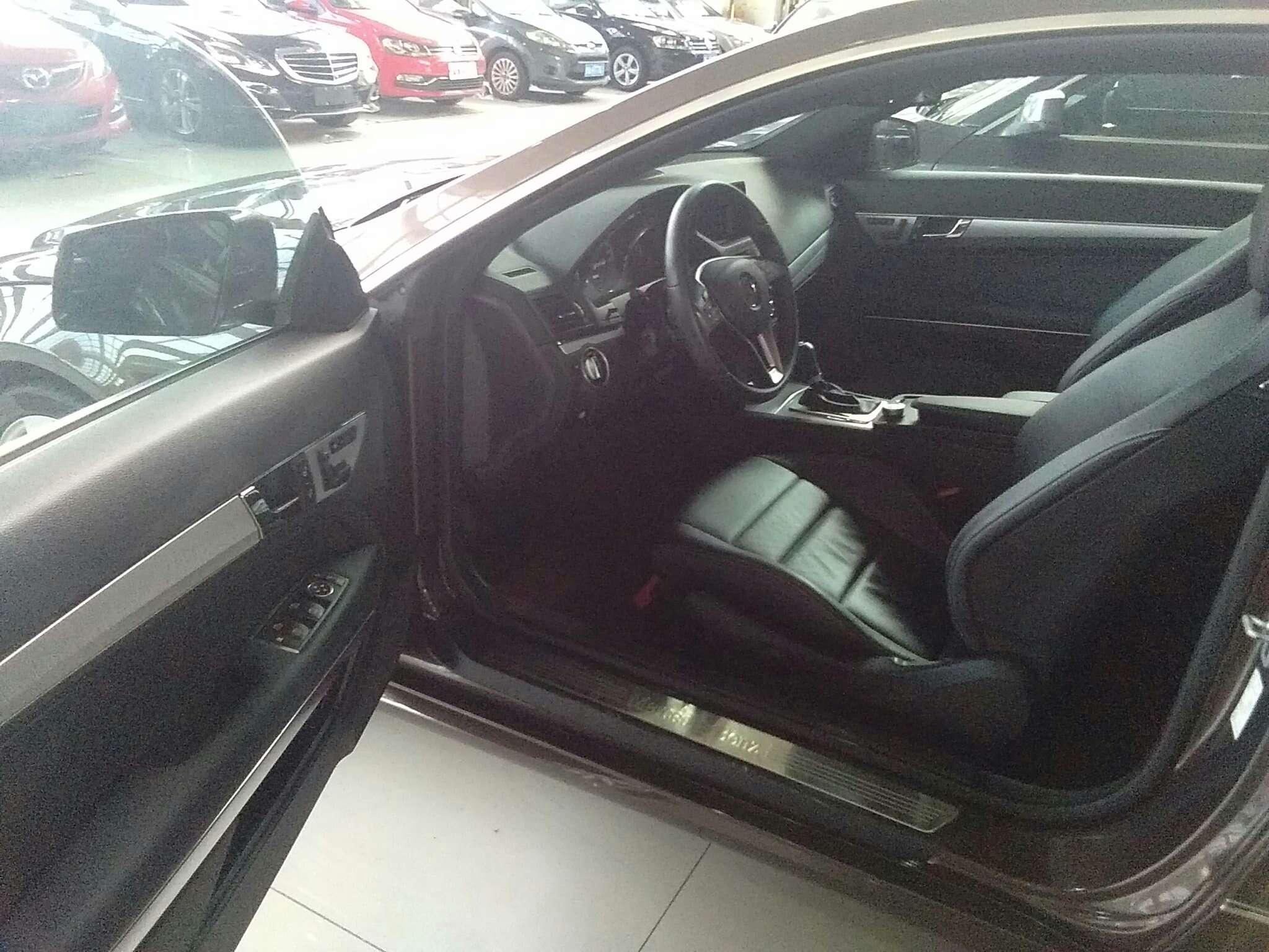 精真估提供二手车奔驰 E级 2012款 1.8T 自动 E200 CGI Coupe