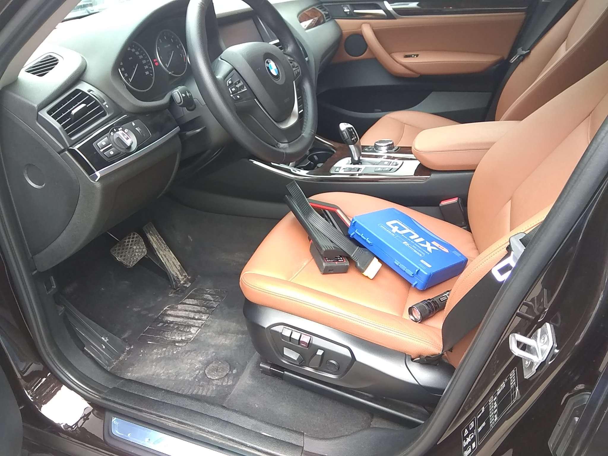 精真估提供二手车宝马X4 2014款 2.0T 自动 xDrive20i X设计套装