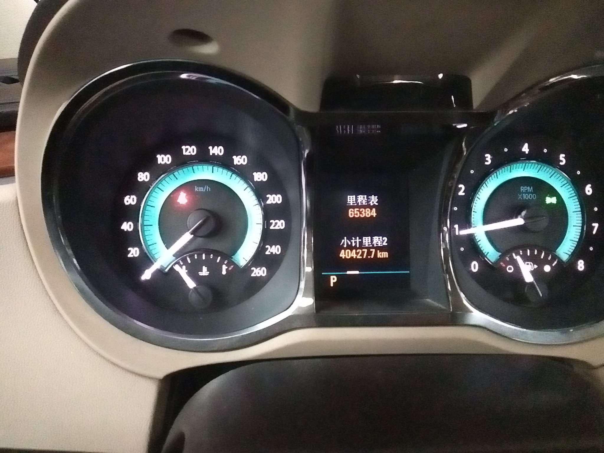 精真估提供二手车别克 君越 2010款 2.4L 自动 豪华版