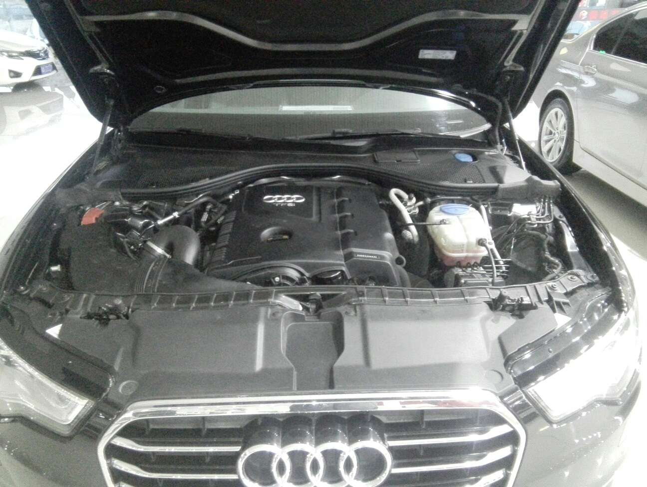 精真估提供二手车奥迪 A6L 2012款 2.0T CVT TFSI舒适型