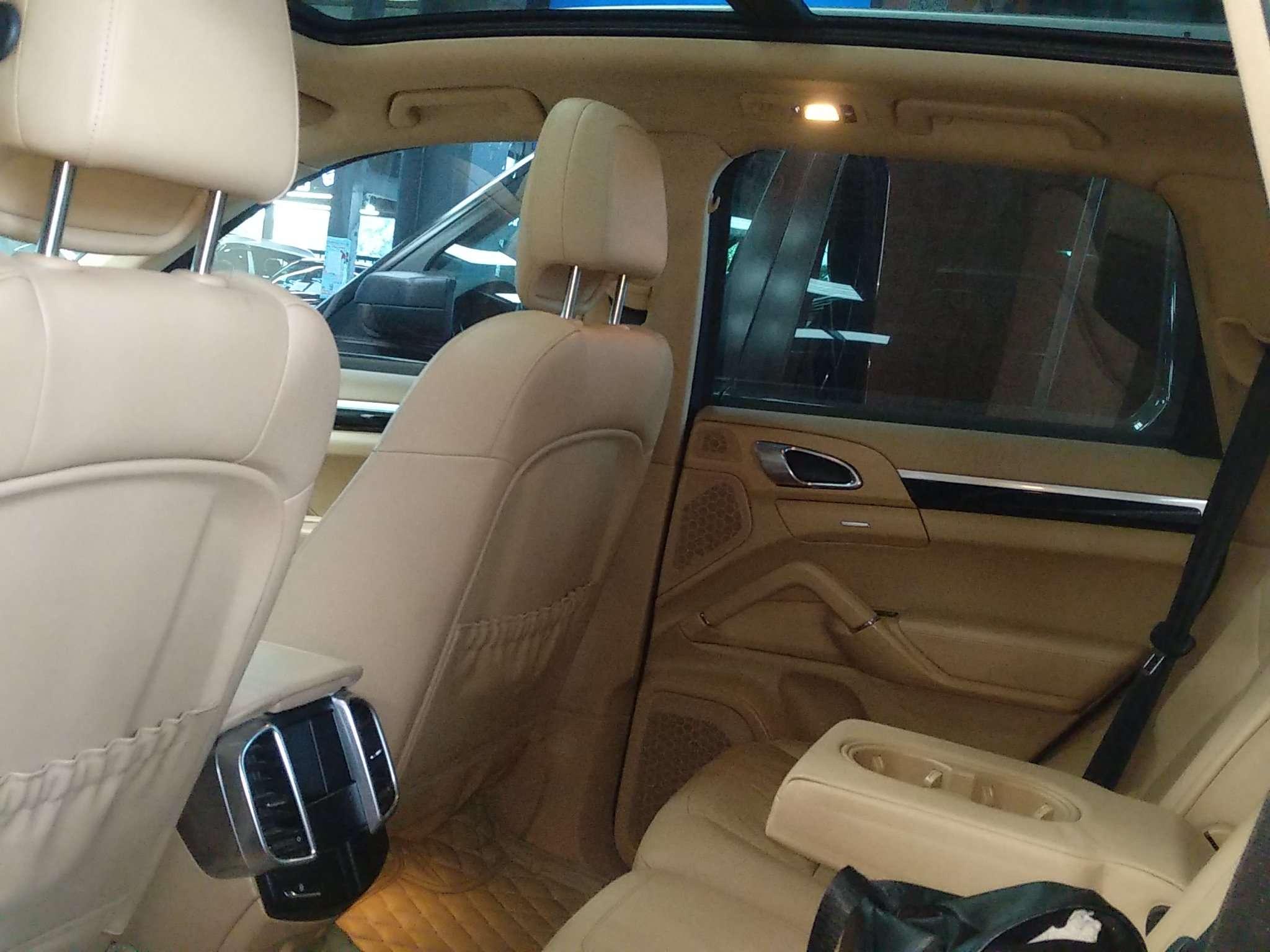 精真估提供二手车保时捷 Cayenne 2011款 3.0T 自动