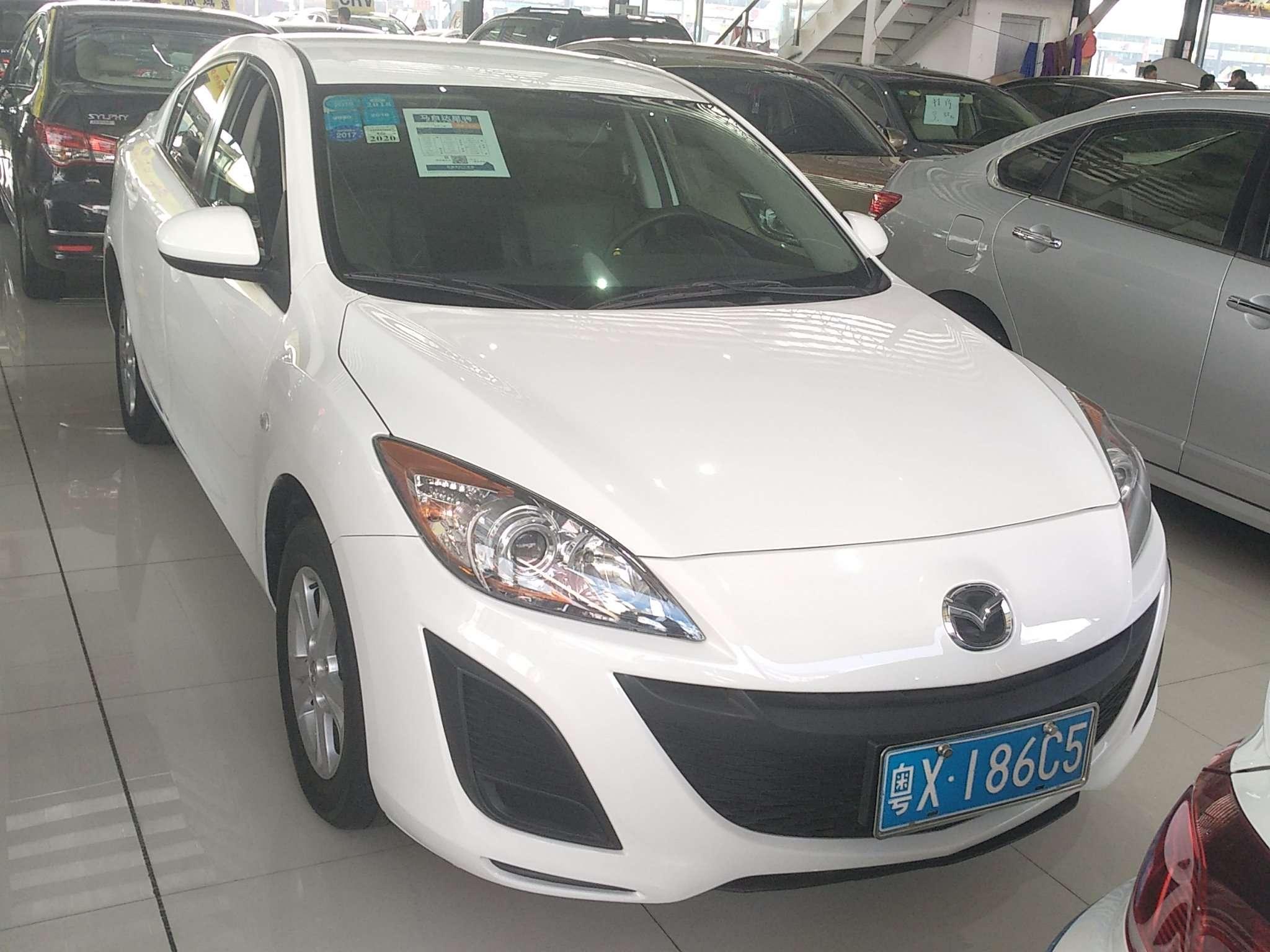 Mazda3星骋三厢