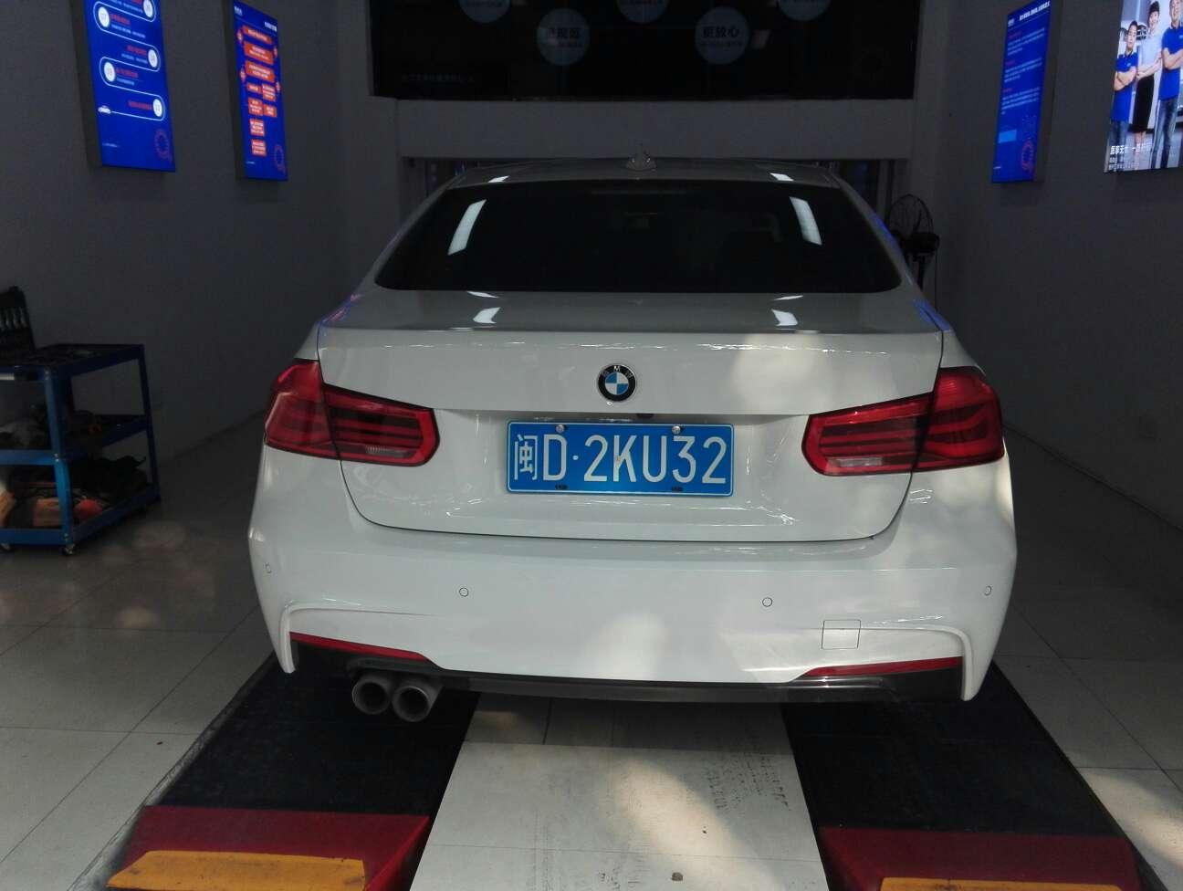 精真估提供二手车宝马3系 2018款 2.0T 自动 320Li 领先型M运动套装