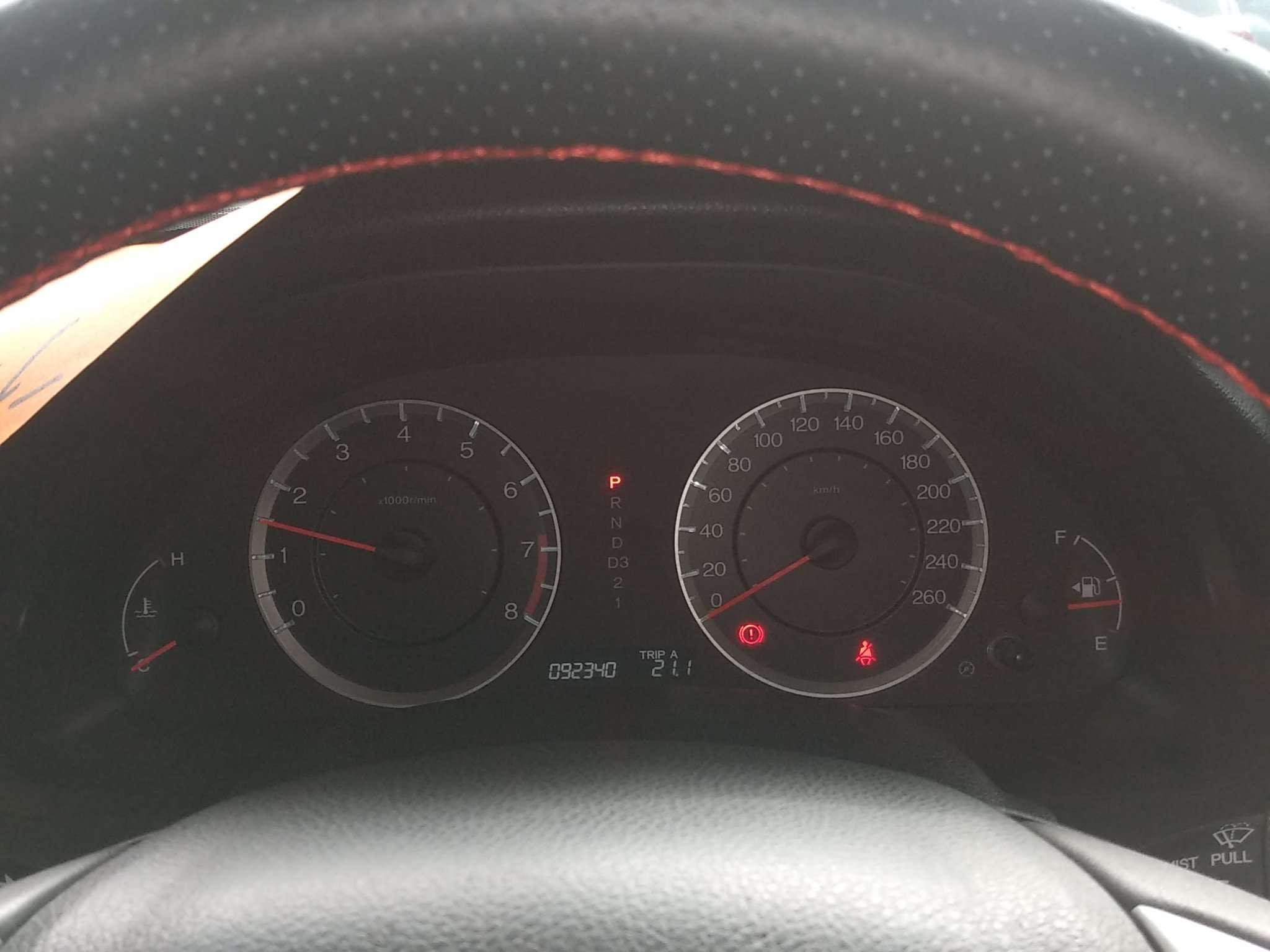 精真估提供二手车本田 雅阁 2011款 2.4L 自动 LX