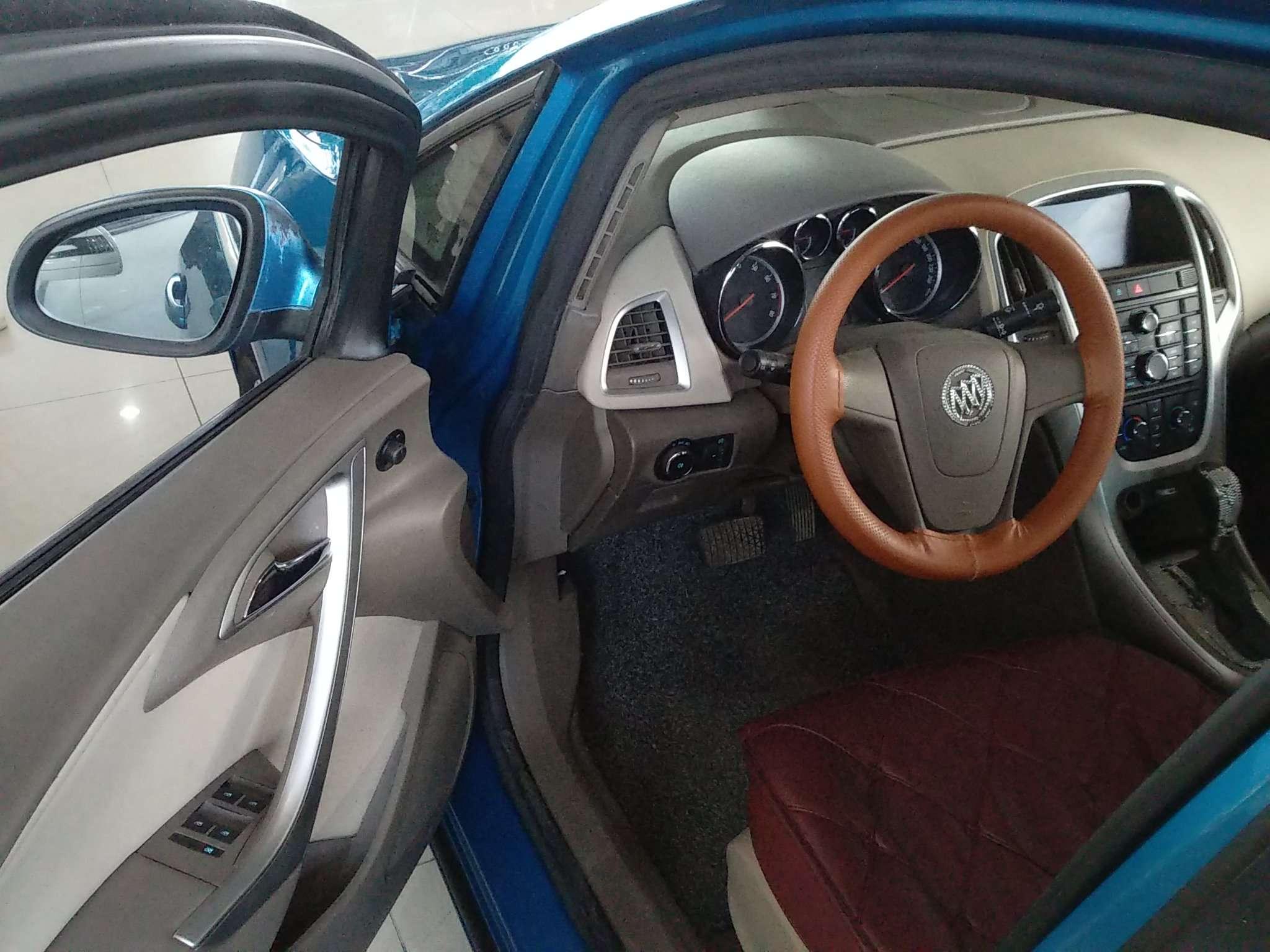 精真估提供二手车别克 英朗 2013款 1.6L 自动 GT舒适版