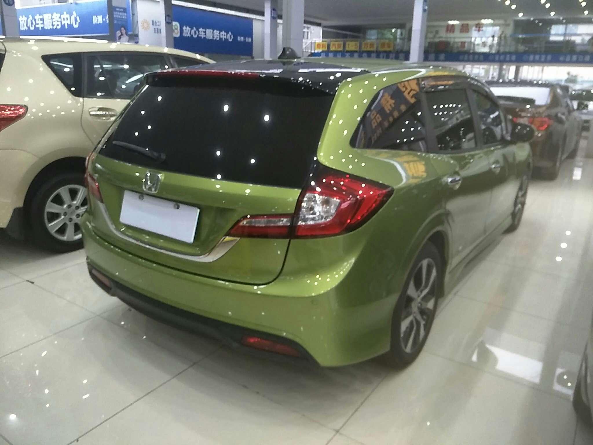 精真估提供二手车本田 杰德 2013款 1.8L CVT 5座豪华版