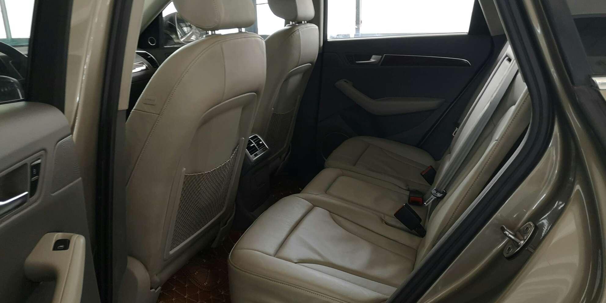 精真估提供二手车奥迪 Q5 2010款 2.0T 双离合 TFSI舒适型