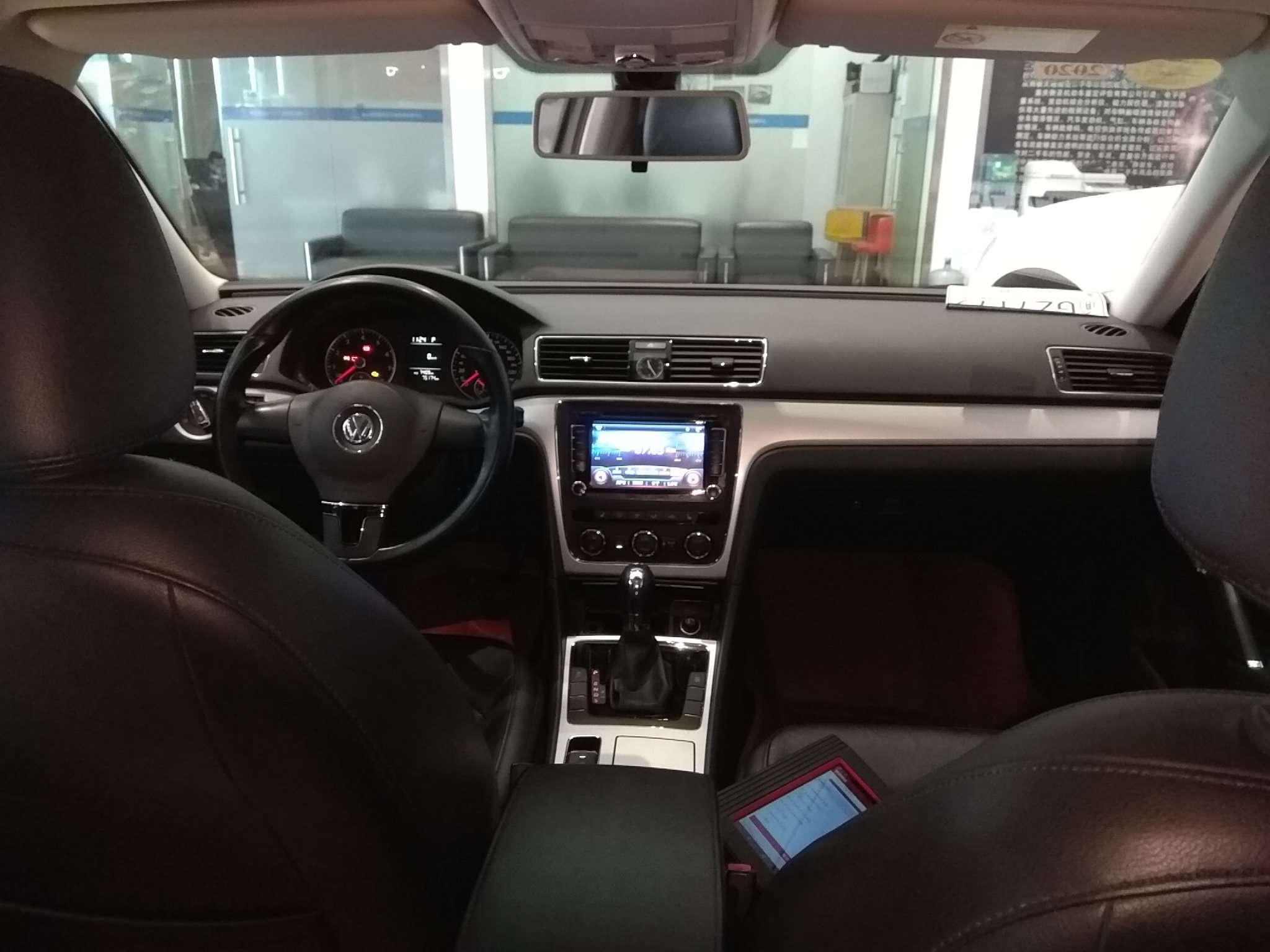 精真估提供二手车大众 帕萨特 2014款 1.8T 双离合 TSI尊荣版