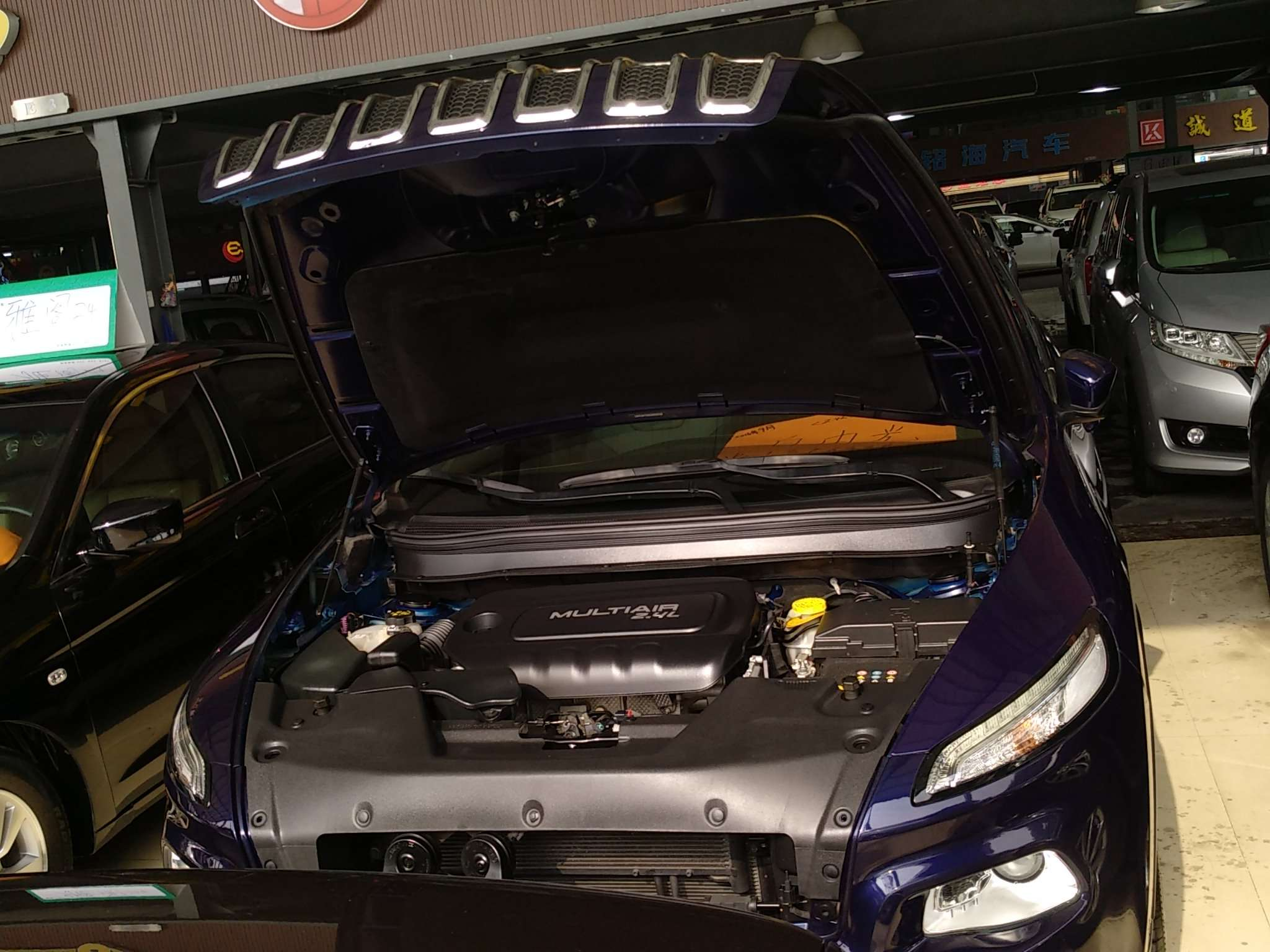 精真估提供二手车Jeep 自由光 2016款 2.4L 自动 领先版