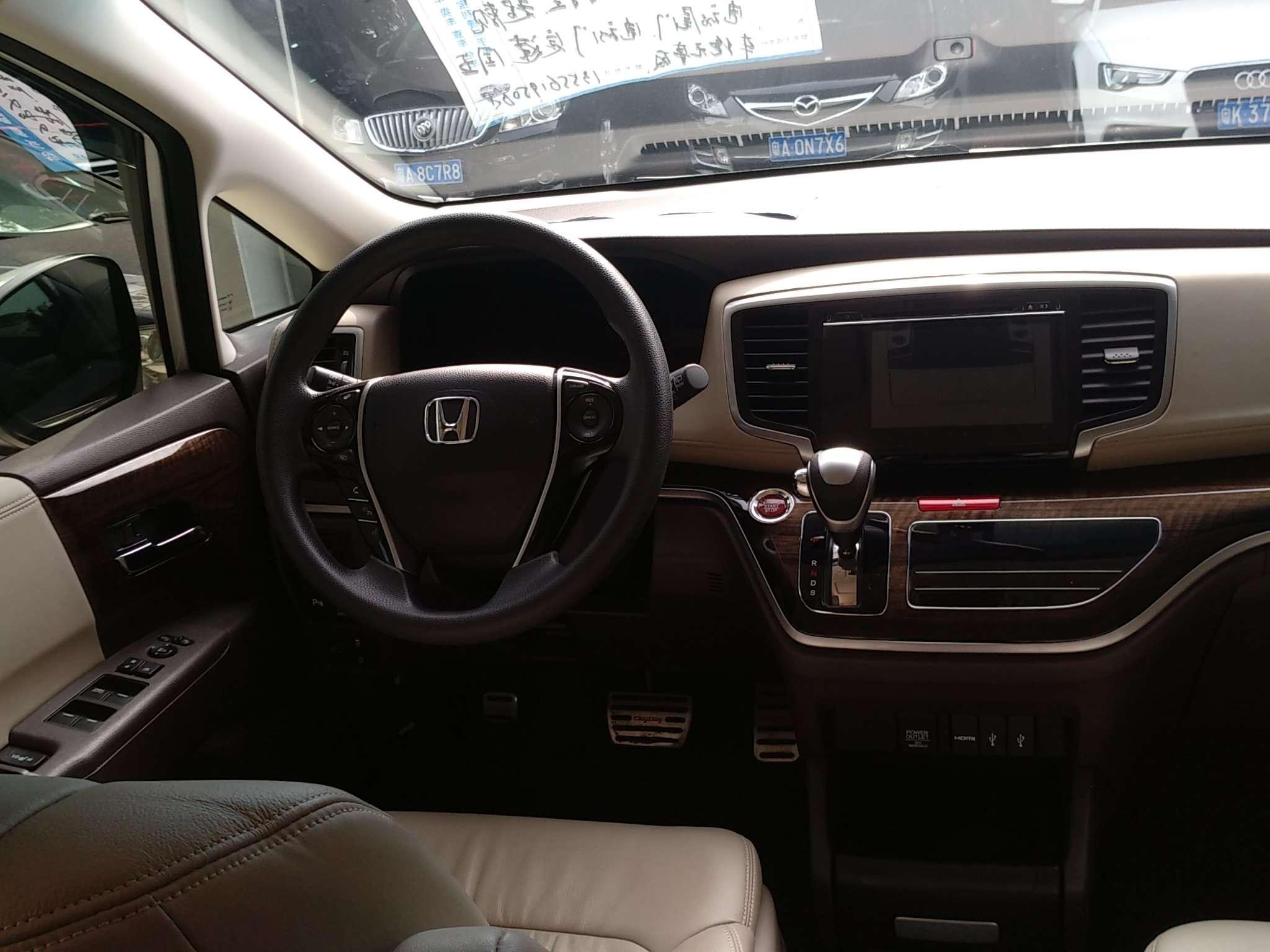 精真估提供二手车本田 奥德赛 2015款 2.4L CVT 改款 智享版