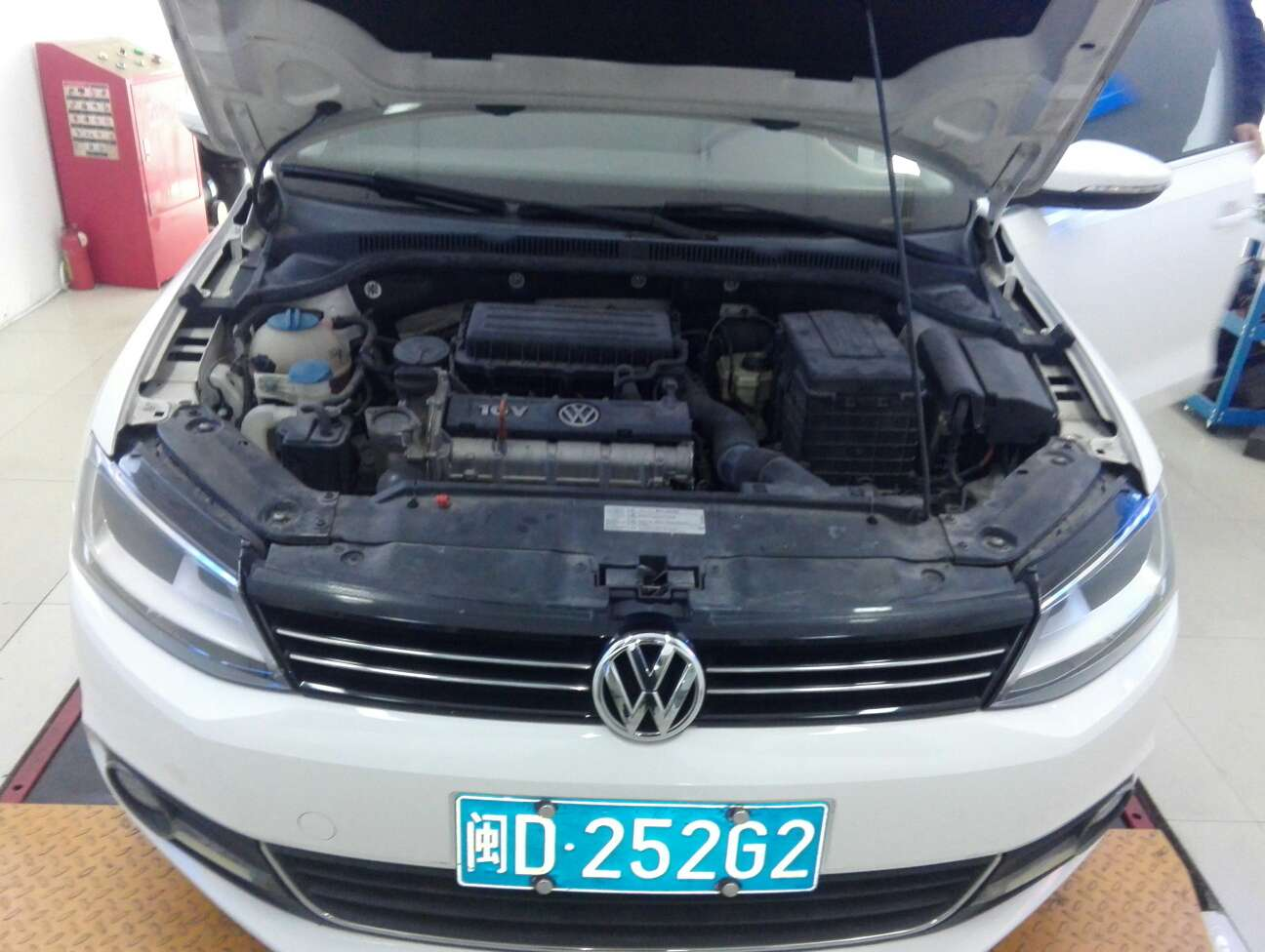 精真估提供二手车大众 速腾 2014款 1.6L 自动 舒适型(改款)