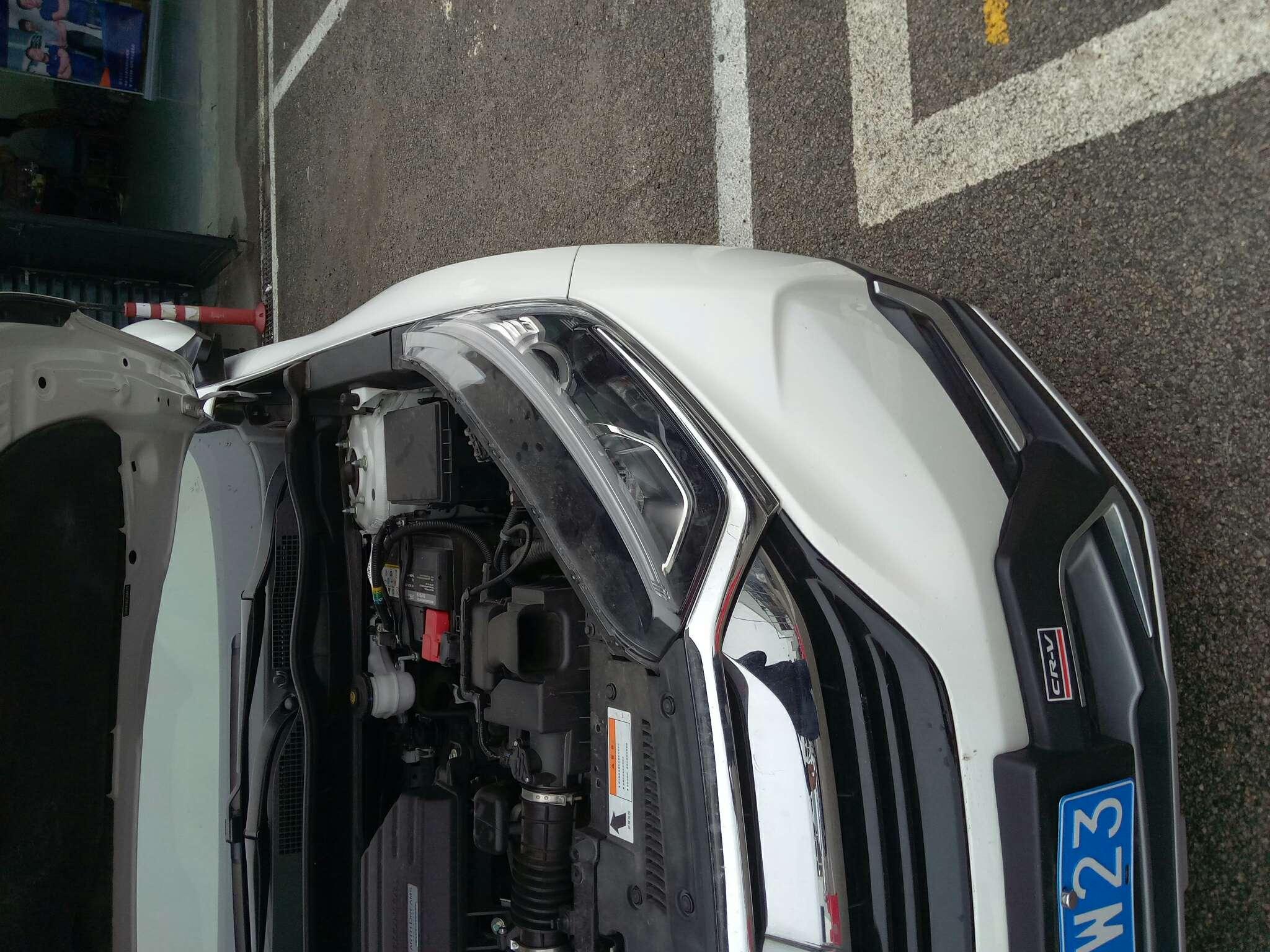 精真估提供二手车本田 CR-V 2017款 1.5T CVT 240TURBO 两驱风尚版