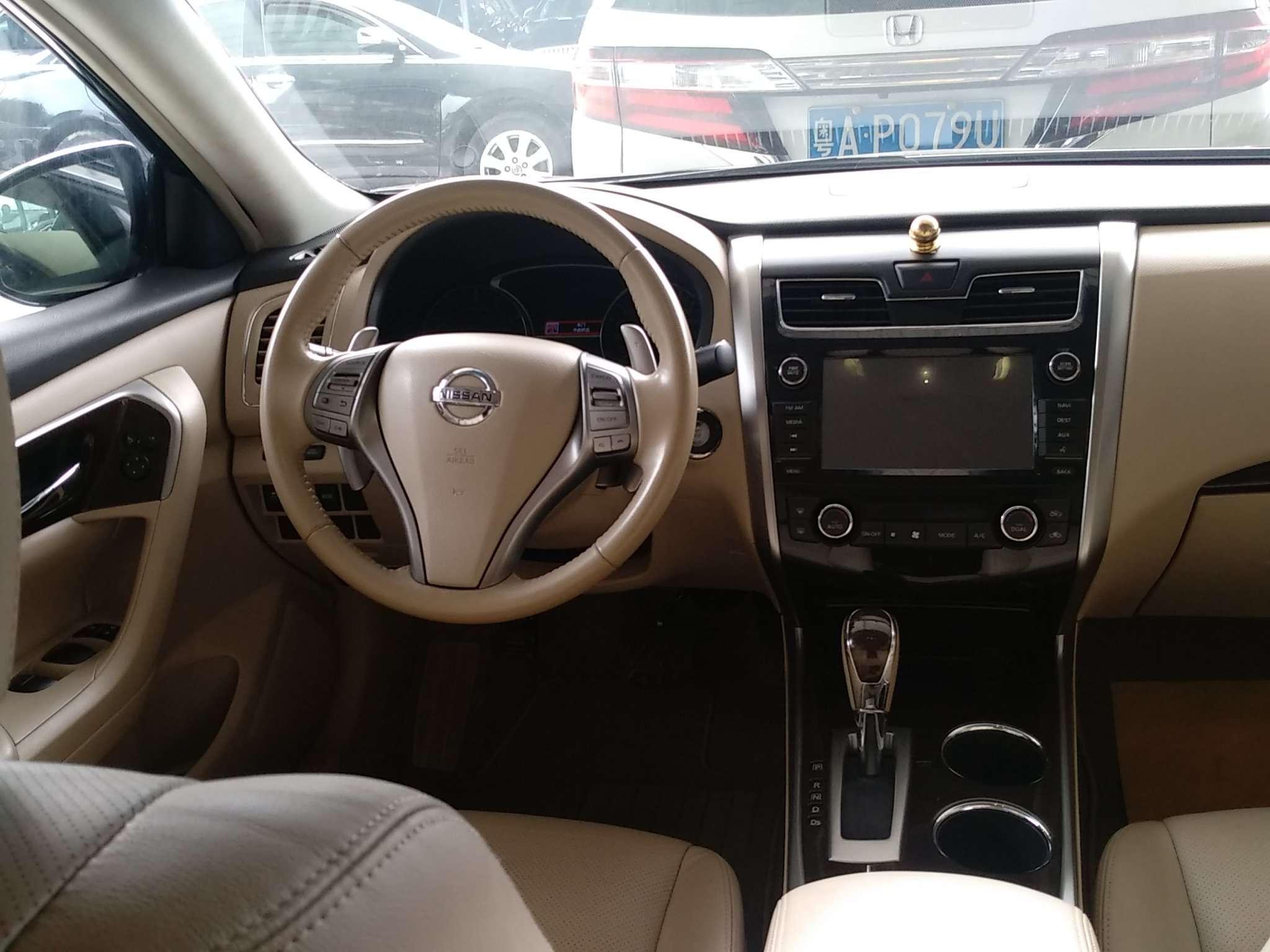 精真估提供二手车日产 天籁 2013款 2.5L CVT XL领先版