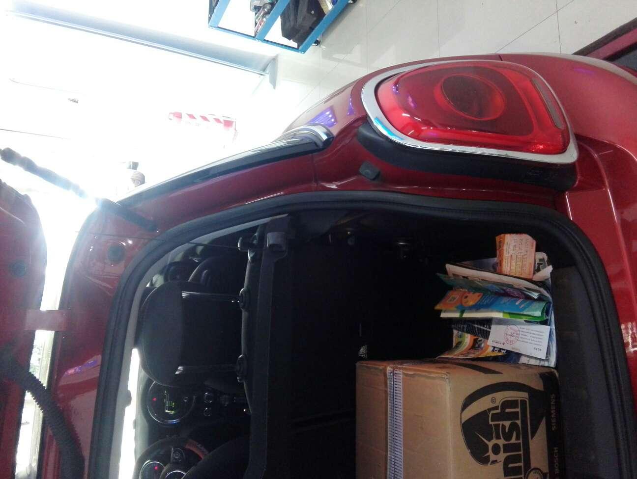 精真估提供二手车MINI 2014款 1.5T 自动 Cooper Fun