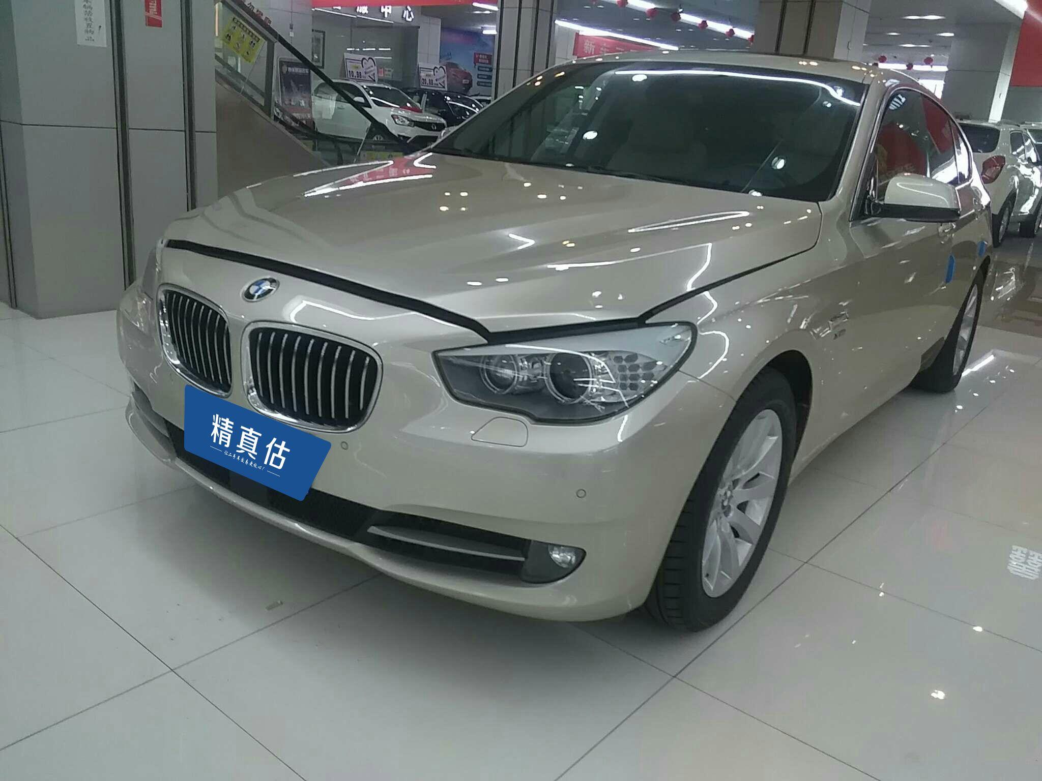 宝马5系GT