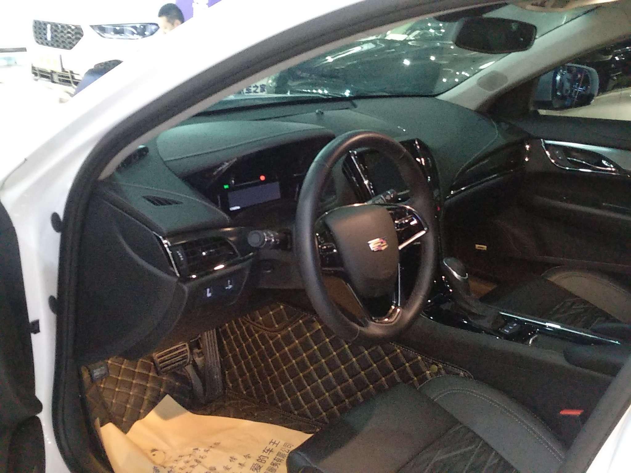 精真估提供二手车凯迪拉克 ATS-L 2017款 2.0T 自动 28T技术型