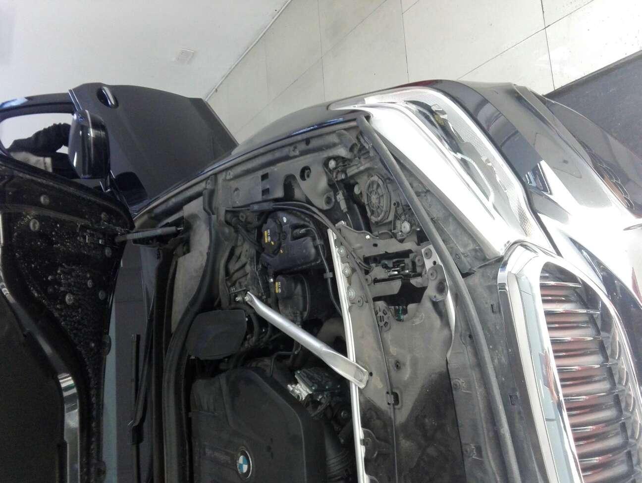精真估提供二手车宝马5系 2018款 2.0T 自动 530Li 尊享版M运动套装 改款