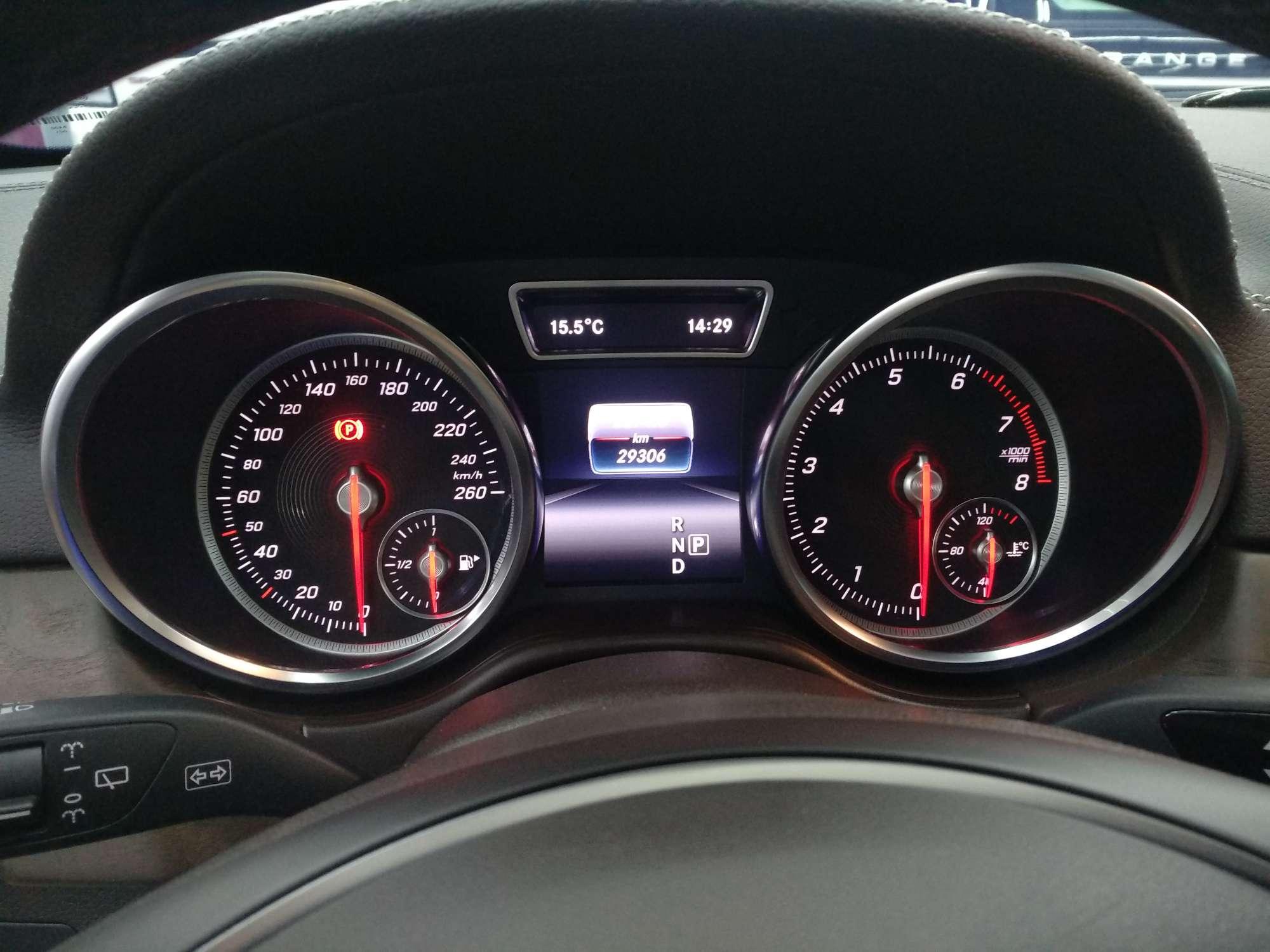 精真估提供二手车奔驰 GLE级 2017款 3.0T 自动 GLE 320 4MATIC 轿跑SUV