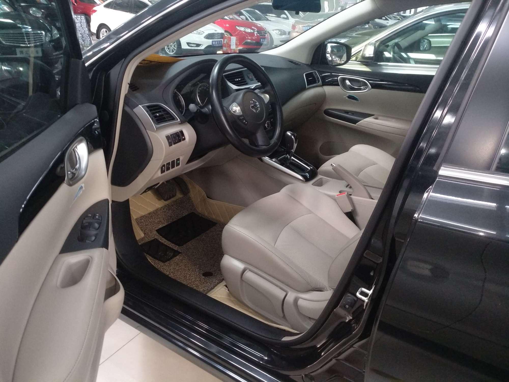 精真估提供二手车日产 轩逸 2016款 1.6L CVT XL豪华版