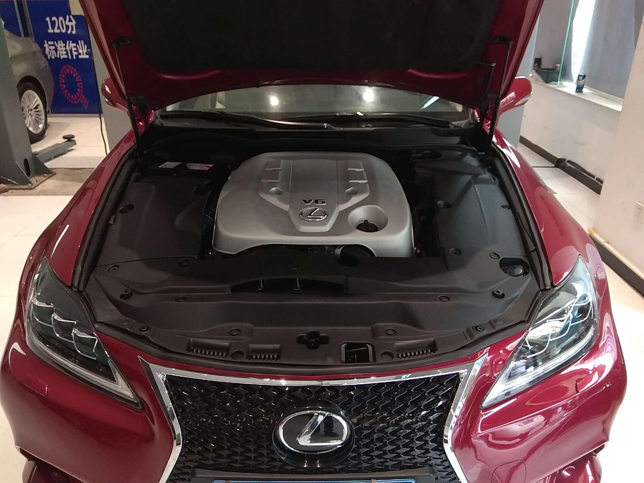 精真估提供二手车雷克萨斯 IS 2009款 3.0L 自动 300C