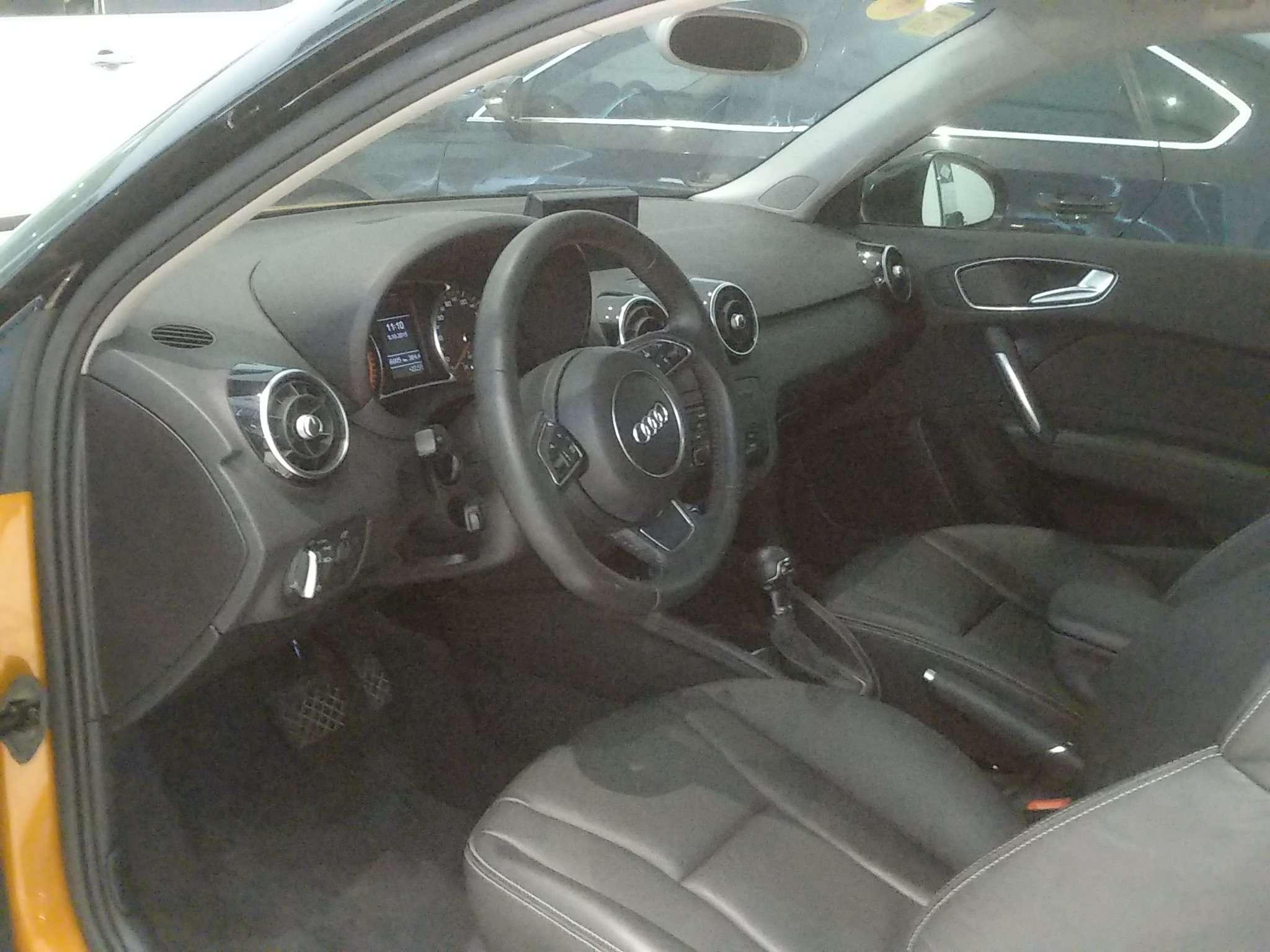 精真估提供二手车奥迪 A1 2014款 1.4T 双离合 30TFSI 舒适型