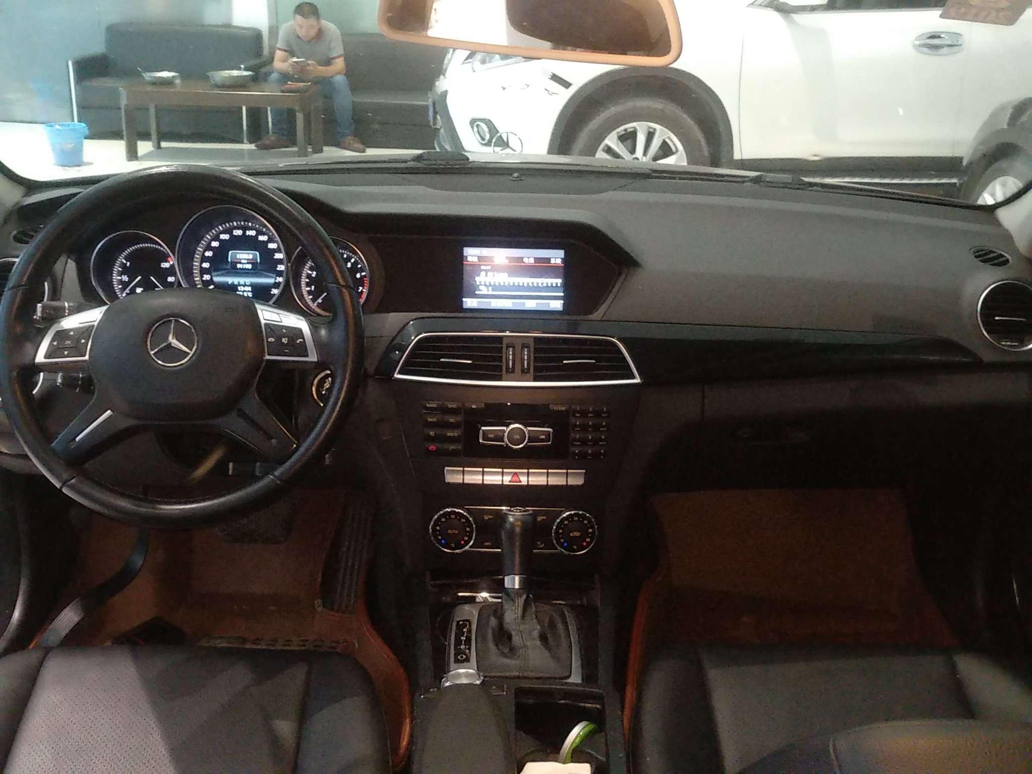 精真估提供二手车奔驰 C级 2013款 1.8T 自动 C180经典型 Grand Edition