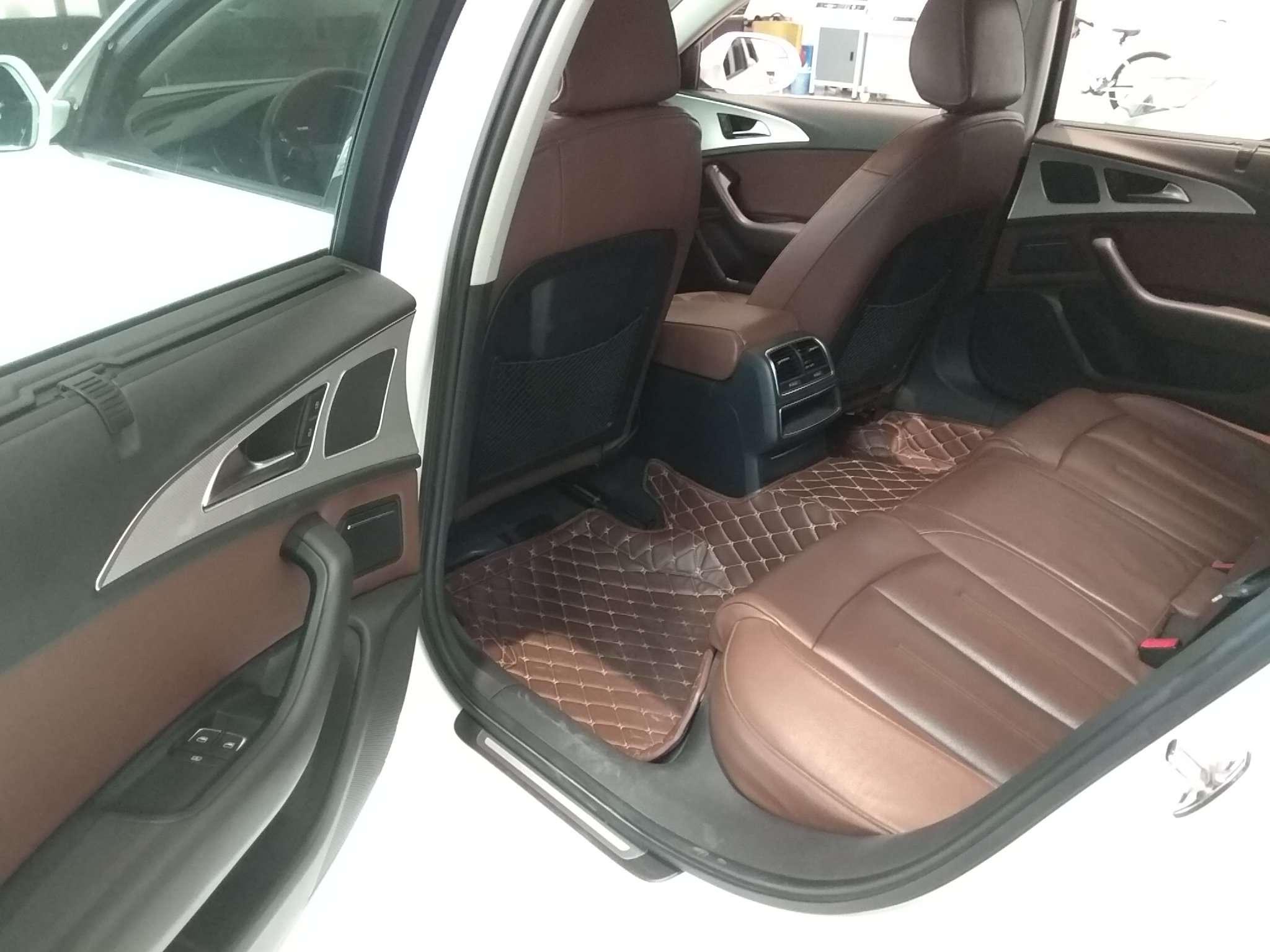 精真估提供二手车奥迪A6L 2014款 2.0T CVT TFSI标准型