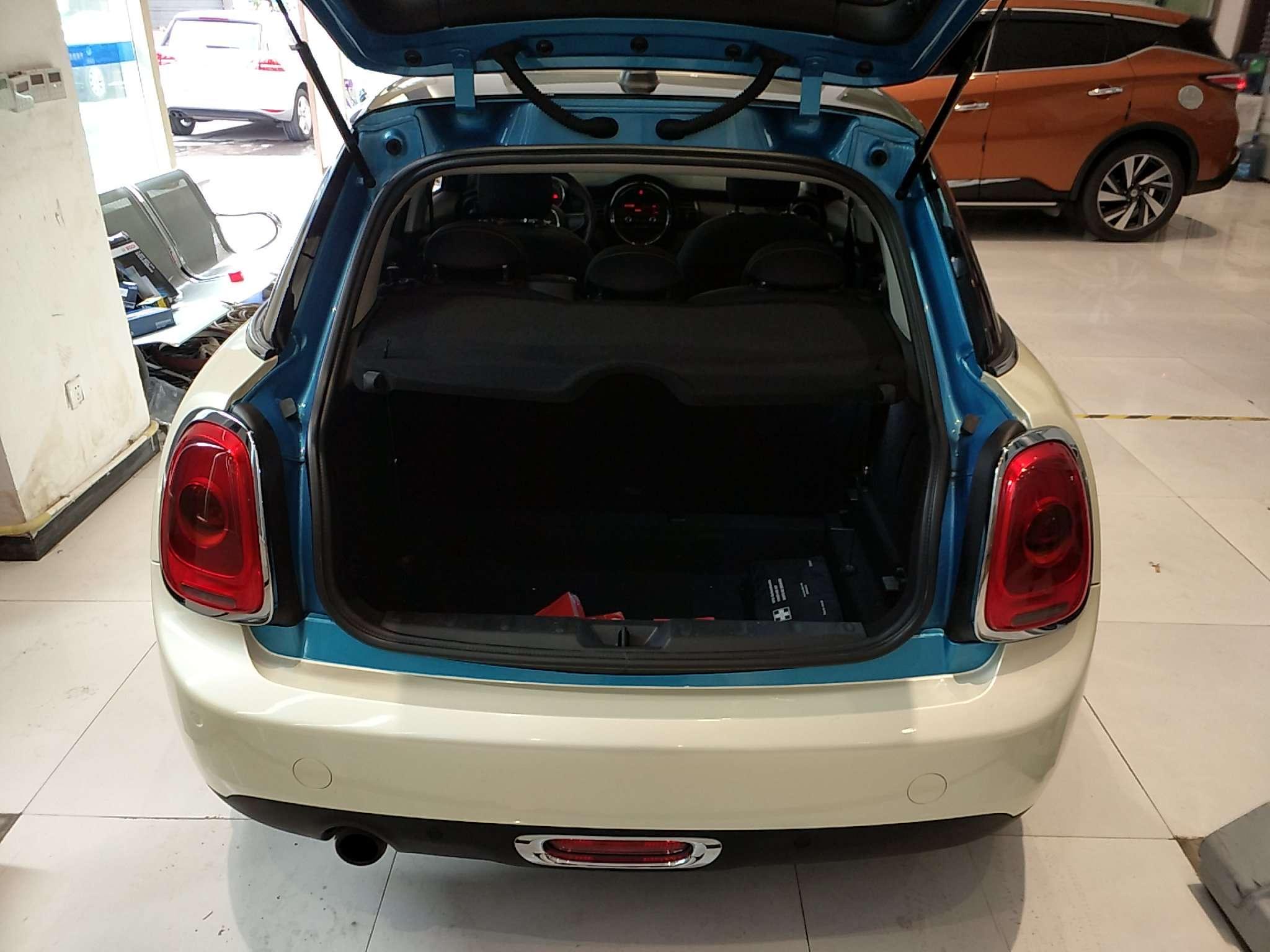 精真估提供二手车MINI 2015款 1.2T 自动 ONE五门版